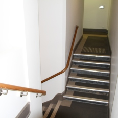 1st floor stairs