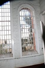 1st floor windows looking south