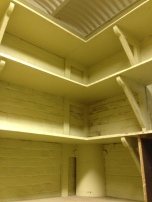storage cupboards 1st foor