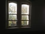 Through the window 2nd floor