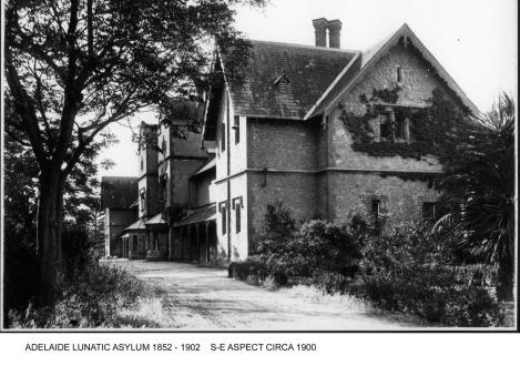 ad lunatic asylum 1852-1902