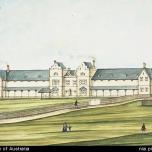 botanic gardens asylum