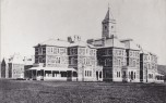 P 16, Admin Building, NW Aspect, 1872