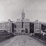 P 17, Admin Building, W Aspect, 1907-1912