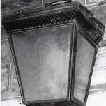 Old Gas lantern
