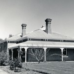 P 41, 1963 Deputy Superintendents Residence built 1903 by F Fricker