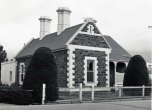 P 43, 1964, Lodge looking SE, erected 1883 by Frank Stone, demolished Oct 69