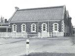 P 44, 1963, Ot Centre & woodworking area, originally laundry 1879 -1922, then Nurses cottage to 1