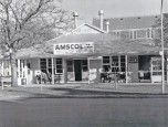 P 47, 1964 July 14, Canteen Exterior view looking S w Erindale behind