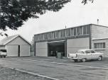 P 49, 1964, Sep 16, Motor Garage & Mechanics Shop looking SW