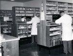 P 59, 1969 June 13, new Pharmacy, dispensing scripts