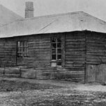 P 9, Public Colonial Lunatic Asylum