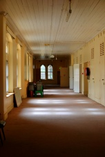 The first floor at the Elms